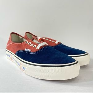 Vans Authentic SF Two Tone Sneakers